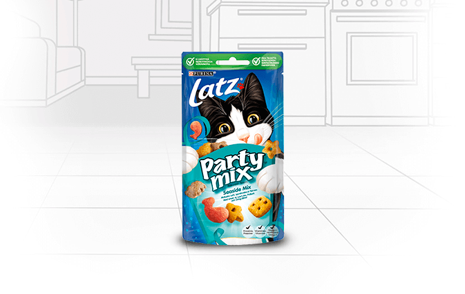 PURINA PARTY MIX Seaside Mix