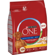 07613036120425_C1L1_One Dog Chicken Rice 2.5kg