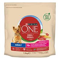 Purina ONE Small Dog -kuivaruoka pienille koirille < 10 kg Adult