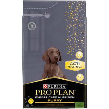 PURINA® PRO PLAN® EXPERT CARE NUTRITION PUPPY